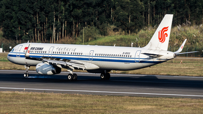 B-8503 - Airbus A321-232 - Air China