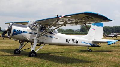 OM-MJR - Aero L-60SF Brigadýr - Aero Club - Slovak Republic