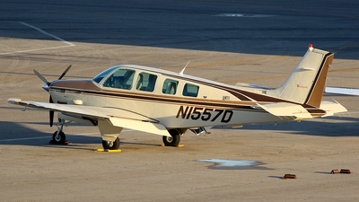N1557D - Beechcraft B36TC Bonanza - Private