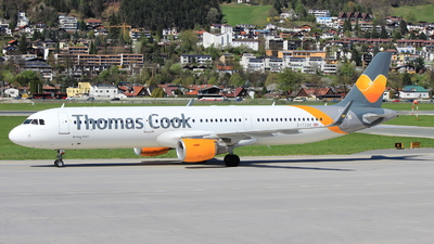 G-TCDC - Airbus A321-211 - Thomas Cook Airlines