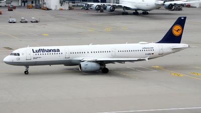 D-AISD - Airbus A321-231 - Lufthansa