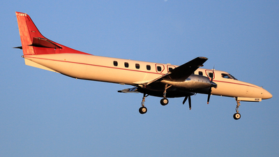 C-GMWW - Fairchild SA227-BC Metro III - Sunwest Aviation