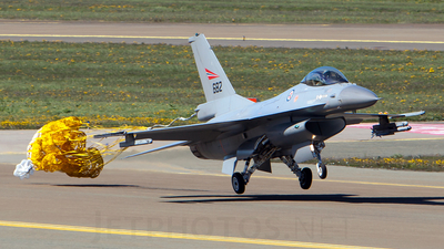 682 - General Dynamics F-16AM Fighting Falcon - Norway - Air Force