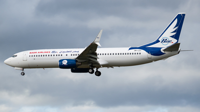 OM-LEX - Boeing 737-8BK - Badr Airlines (Air Explore)