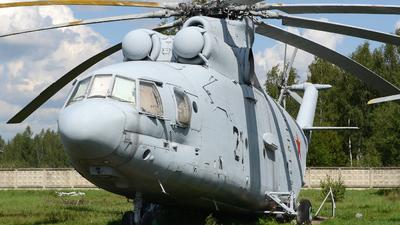 21 - Mil Mi-26 Halo - Soviet Union - Air Force