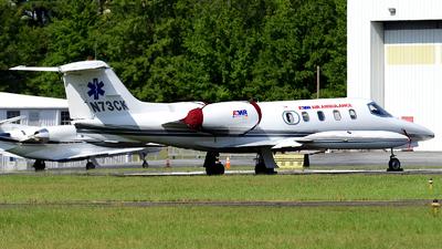 N73CK - Gates Learjet 35A - American Medical Response (AMR)