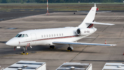 CS-DLL - Dassault Falcon 2000EX - NetJets Europe
