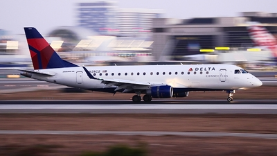 N628CZ - Embraer 170-200LR - Delta Connection (Compass Airlines)