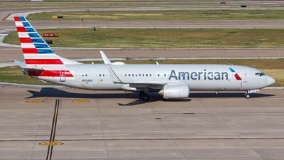 N924NN - Boeing 737-823 - American Airlines