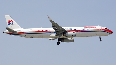 B-1812 - Airbus A321-231 - China Eastern Airlines