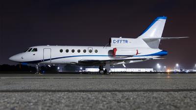 C-FFTR - Dassault Falcon 50EX - Chrono Aviation