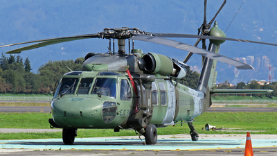EJC2180 - Sikorsky UH-60L Blackhawk - Colombia - Army