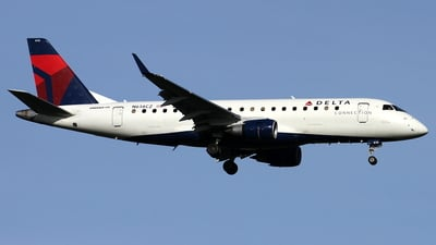N614CZ - Embraer 170-200LR - Delta Connection (Compass Airlines)