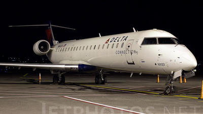 N641CA - Bombardier CRJ-701ER - Delta Connection (SkyWest Airlines)