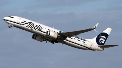 N453AS - Boeing 737-990ER - Alaska Airlines