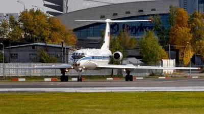 RA-65995 - Tupolev Tu-134A-3 - Kosmos Airlines (KSM)