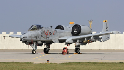 82-0656 - Fairchild A-10C Thunderbolt II - United States - US Air Force (USAF)