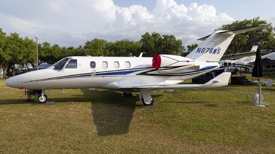 N876MS - Cessna 525 CitationJet M2 - Cessna Aircraft Company