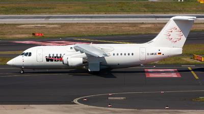 D-AWUE - British Aerospace BAe 146-200 - WDL Aviation