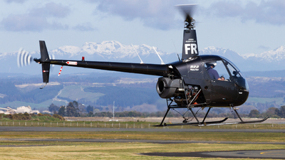 ZK-HFR - Robinson R22 Beta - Ahaura Helicopters