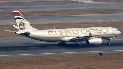 A6-DCD - Airbus A330-243F - Etihad Cargo