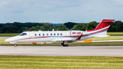 9H-DDJ - Bombardier Learjet 75 - Private