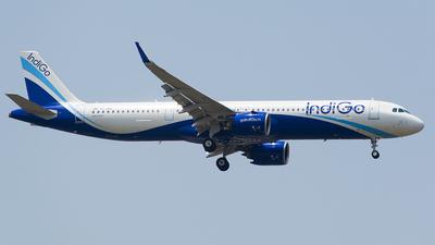 VT-IUD - Airbus A321-271NX - IndiGo Airlines