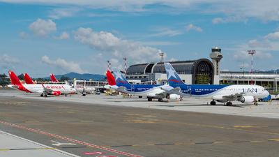 SKRG - Airport - Ramp