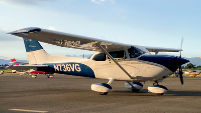 N736VG - Cessna R172K Hawk XP II - Private