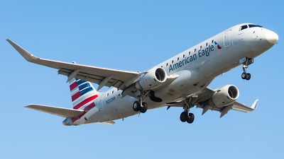 N202NN - Embraer 170-200LR - American Eagle (Compass Airlines)