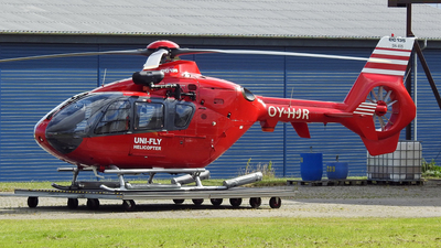 OY-HJR - Eurocopter EC 135T2+ - Private