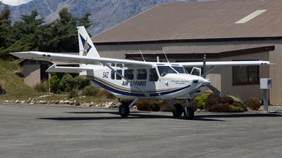 ZK-SAZ - Gippsland GA-8 Airvan - Air Safaris