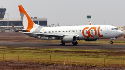 PR-GTJ - Boeing 737-8EH - GOL Linhas Aéreas