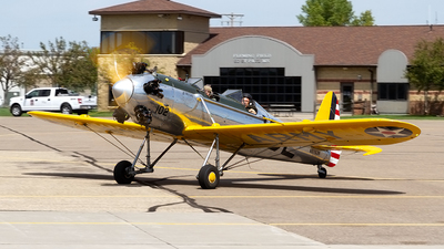 N9753N - Ryan PT-22 Recruit - Commemorative Air Force