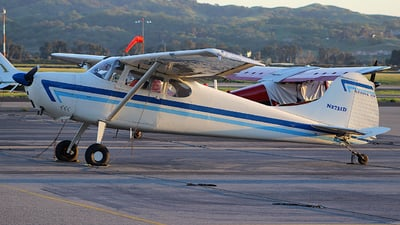 N2731D - Cessna 170B - Private