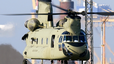14-08162 - Boeing CH-47F Chinook - United States - US Army