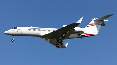 N805VZ - Gulfstream G450 - Private