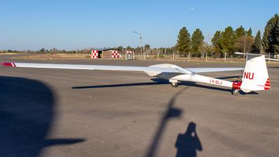 LV-ELJ - SZD 48-3 Jantar Standard III - Aeroclub San Martín