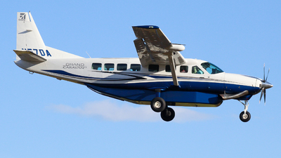 N57DA - Cessna 208B Grand Caravan EX - Private