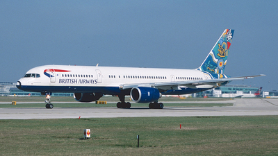 G-BMRH - Boeing 757-236 - British Airways