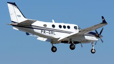 A picture of PRGRL - Beech C90GTx King Air - [LJ1981] - © Guilherme Jun Fujitaki