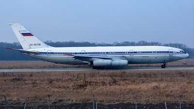 RA-86138 - Ilyushin IL-86 - Continental Airways