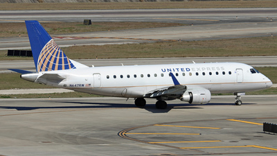 N647RW - Embraer 170-100SE - United Express (Republic Airlines)