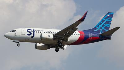 PK-CLL - Boeing 737-524 - Sriwijaya Air