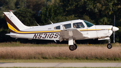 A picture of N531GS - Piper PA28R201 - [28R7837019] - © Adam of A2