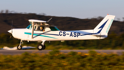 A picture of CSASP - Cessna 152 - [15282439] - © Carlos Miguel Seabra