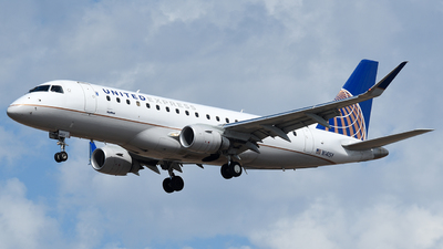 N141SY - Embraer 170-200LR - United Express (SkyWest Airlines)