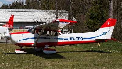 HB-TDD - Cessna 172S Skyhawk SP - Flugsportgruppe Zürcher Oberland
