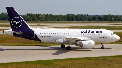 A picture of DAIBE - Airbus A319112 - Lufthansa - © Jan Eisenkolb