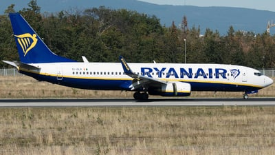 EI-DLR - Boeing 737-8AS - Ryanair